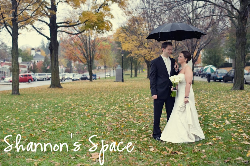 Shannon&#39;s Space