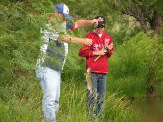 рыбалка в америке