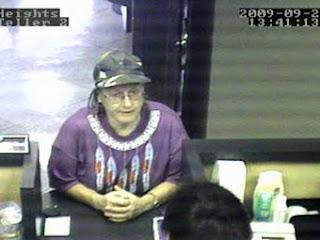 ограбление банка в США