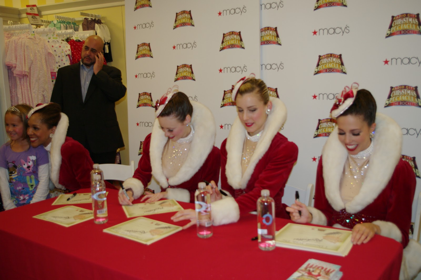 it wont be long before we are sitting in radio city music hall watching the rockettes kick up their heels in the christmas spectacular - How Long Is The Radio City Christmas Show