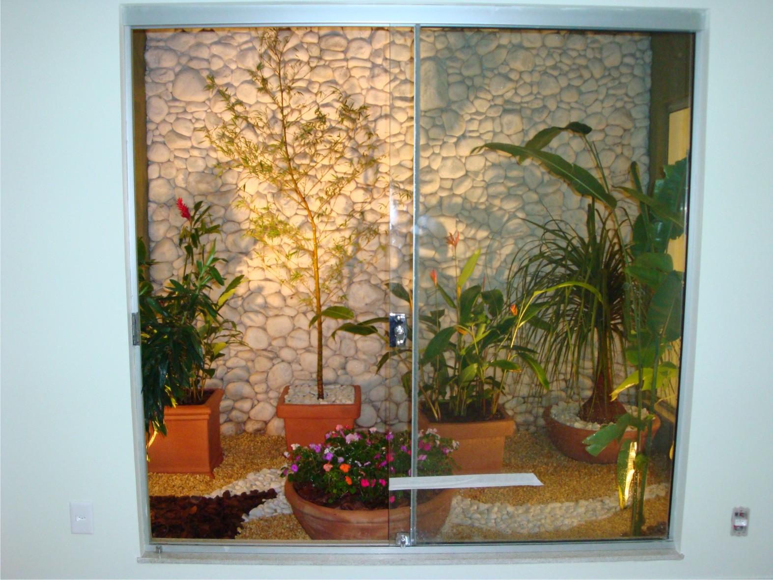 #A76E24 Nayra e Quiel ** Diário de uma construção: ** Jardim de Inverno ** 224 Janelas De Vidro Para Jardim De Inverno