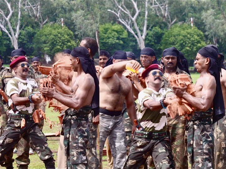 how to join nsg commandos india