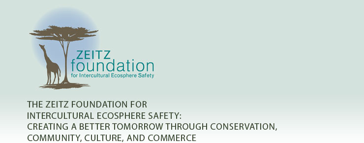 The Zeitz Foundation for Intercultural Ecosphere Safety