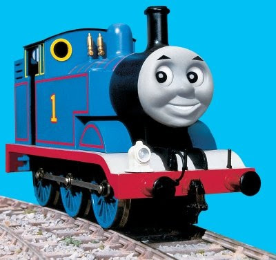 thomas train book