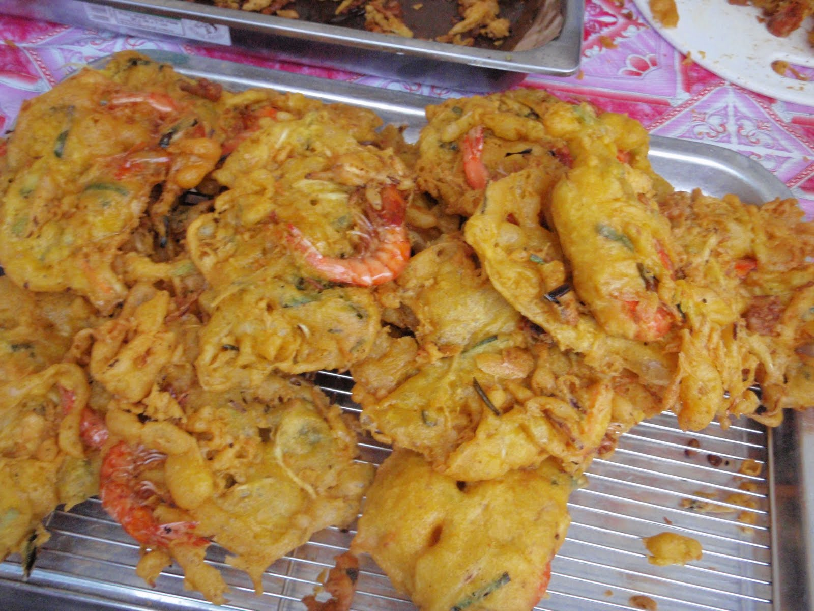 Xing Fu: CUCUR UDANG (PRAWN FRITTERS)