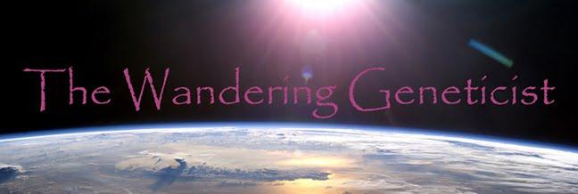 The Wandering Geneticist