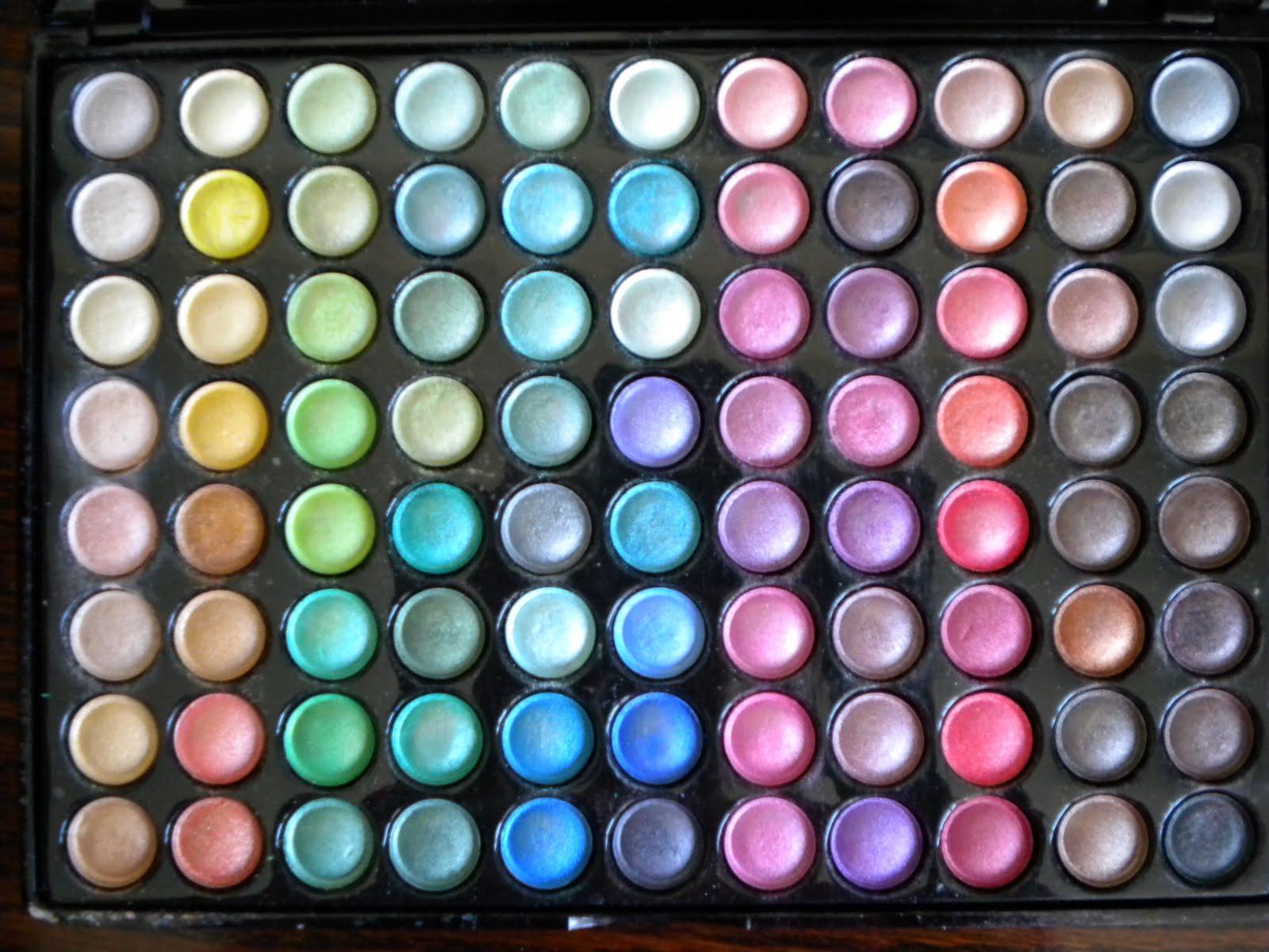 karal 39 s e shop palette de maquillage 88 couleurs 15. Black Bedroom Furniture Sets. Home Design Ideas