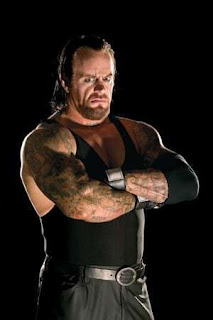 WWE dead man undertaker