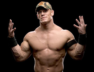 Smackdown crazy star John Cena