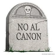 El canon mata la cultura