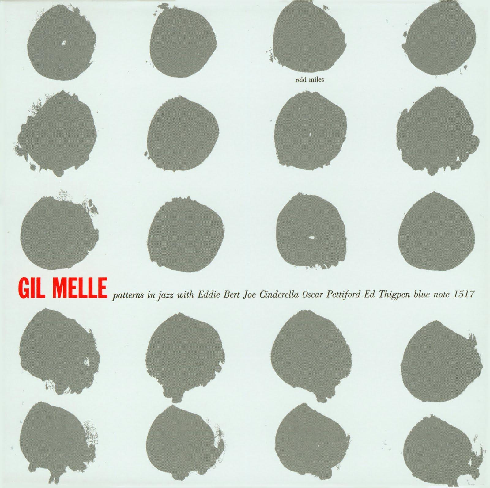 Gil Mellé Gil Melle Patterns In Jazz