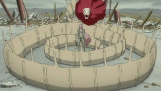 zabimaru bankai sword  ... zabimaru defeating them zabim...