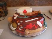 Nursing Cake