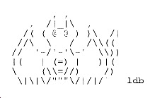 Thursday Thirteen: ASCII Art Dragons