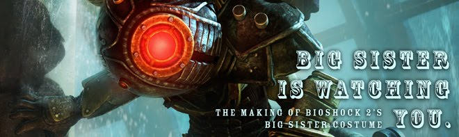 Making Bioshock 2's Big Sister
