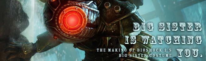 Making Bioshock 2's Big Sister
