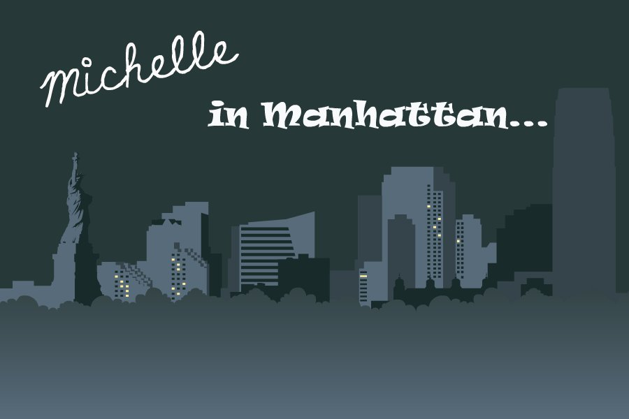 Michelle in Manhattan