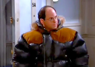 Seinfeld Puffy Coat
