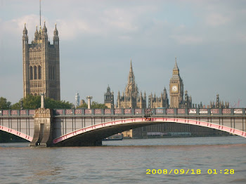 My Favorite Place on Earth: London, England