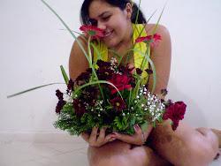 Flores,flores pra você!