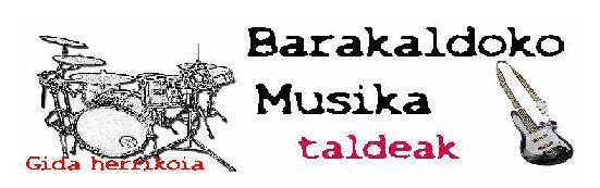 Barakaldoko Musika Taldeen Gida