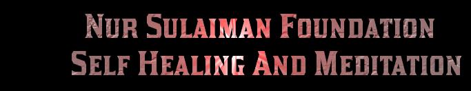 Nur Sulaiman Foundation Hak Cipta Di Lindungi Oleh Allah SWT