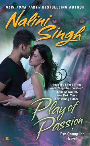 Psi-Changeling - Tome 9 : Passions Exaltées de Nalini Singh Play of Passion - Medium
