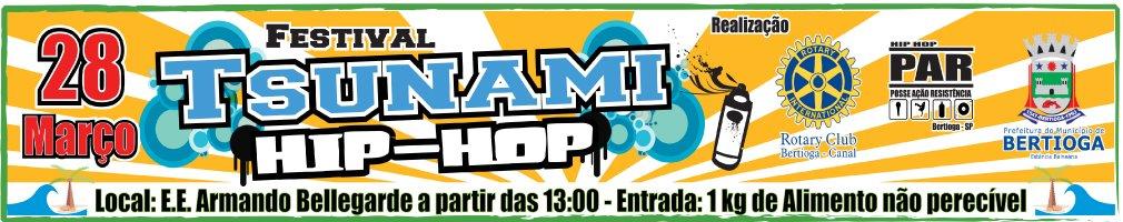 Festival Tsunami Hip Hop