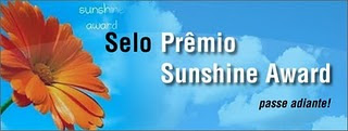 "Selo do blog ""Cantinho da Silene""..."