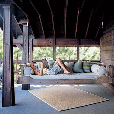 Imagination for Sale: Swing Beds