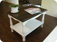 Two-Toned Table