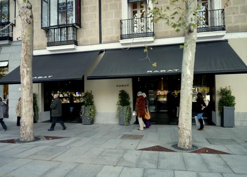 El observador solitario nuevos espacios en barcelona y madrid - Joyeria calle serrano ...