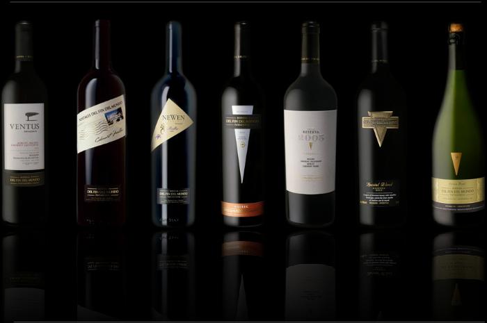 patagonia, vinos