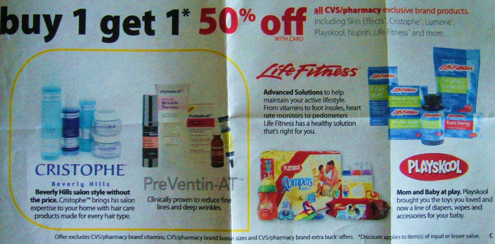 simply cvs  cvs brand products  what all is included