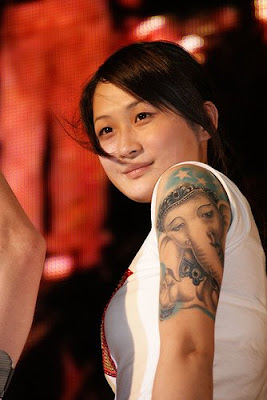 Sexy Girls Tatto Design Photos in various style