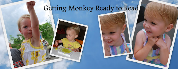 Getting Monkey Ready to Read