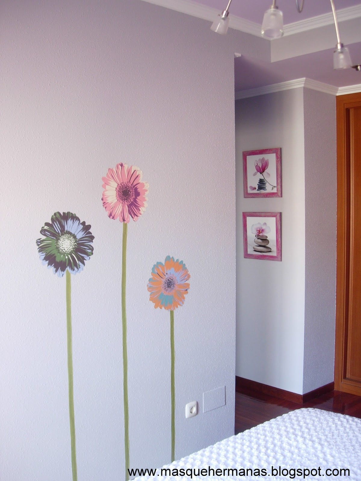 M s que hermanas vinilos y l minas decorativas - Laminas vinilicas para paredes ...