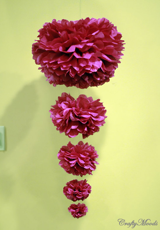Diy Garden Wedding Decorations  Colourful Cascading Pom Poms. Green Decorative Pillows. Gray And White Living Room. Sliding Room Divider. Ottoman For Living Room. Cake Decorating Bags. Bronze Dining Room Light. Church Decorating Ideas. Room Lighting