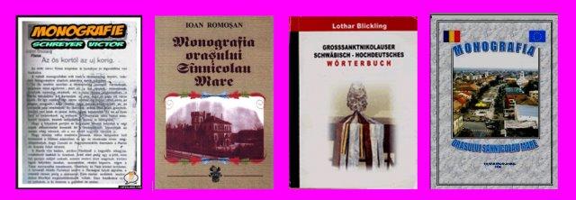 Monografiile orasului Sannicolau Mare
