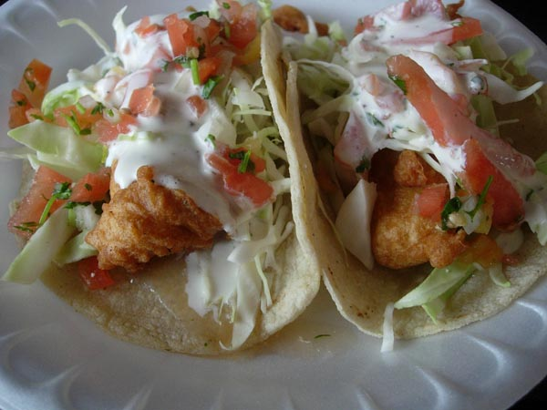 Steph's Kitchen: Baja Fish Tacos