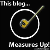 Blog Measures Up Award