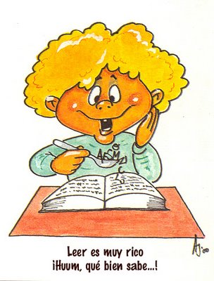 el desarrollo de la lectura y la escritura: