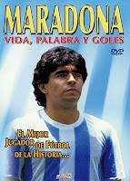 Documental: Maradona, vida, palabras y goles