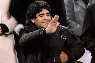 Los 10 Mandamientos Mas Sonados De Maradona