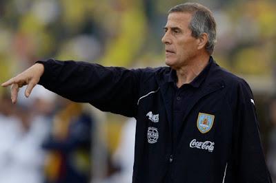 Lista De los 23 Jugadores De Uruguay, Convocados A Jugar El Mundial Sudafrica 2010