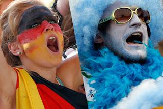 Resultado Argentina vs Alemania