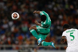 Goles Del Partido Nigeria vs Corea