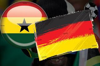Resultado del Partido Alemania vs Ghana
