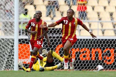 Goles Del Partido Estados Unidos vs Ghana