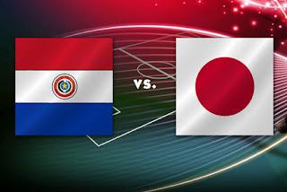 Resultado Del Partido Paraguay vs Japon